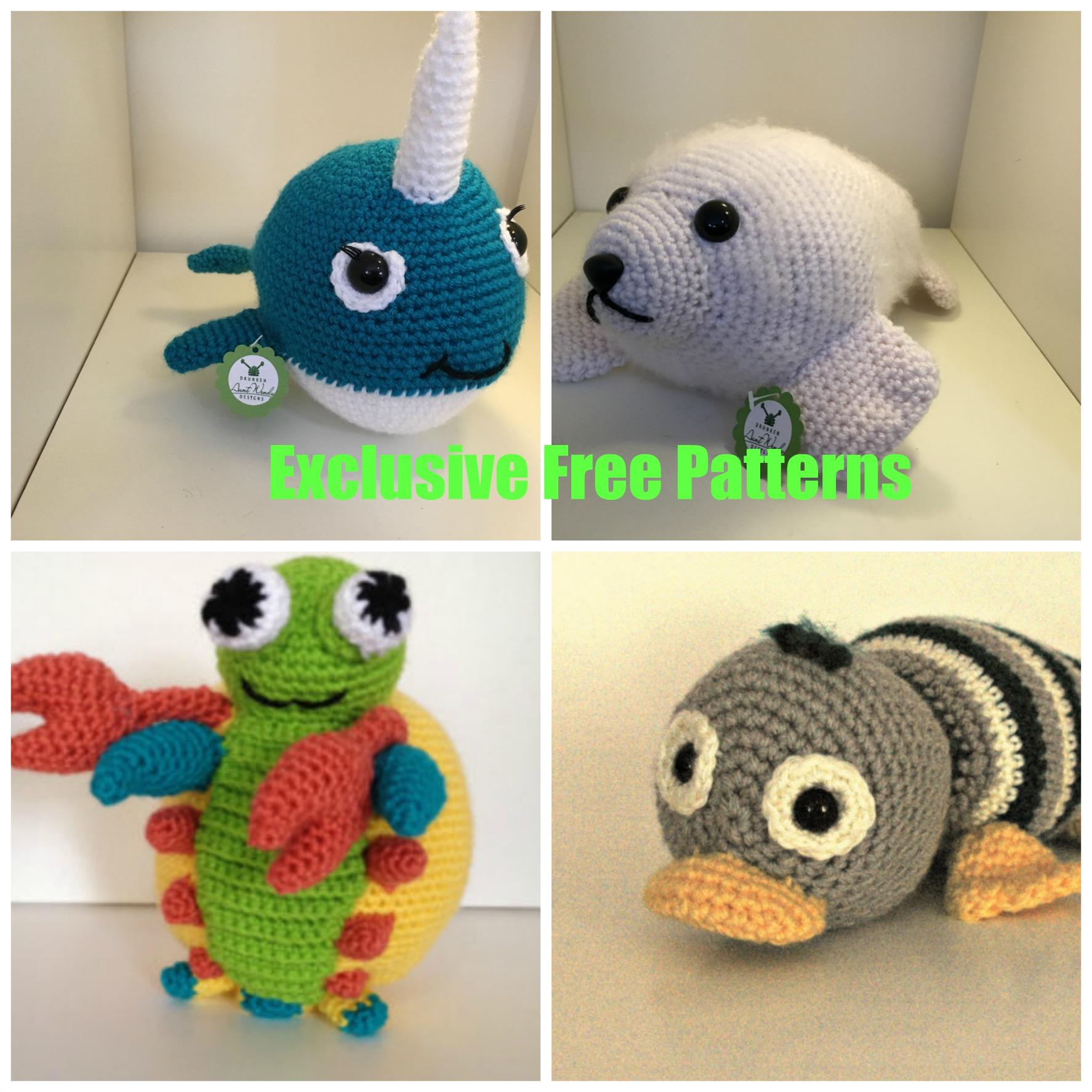 Exclusive Crochet Pattern